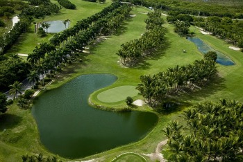 Punta Cana Golf Resorts-photo used with kind permission from Hoteles Catalonia